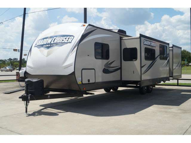 2017 Cruiser Rv Shadow Cruiser RV Shadow Cruiser 313BHS