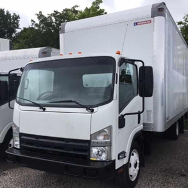2013 Isuzu Nrr Box Truck - Straight Truck