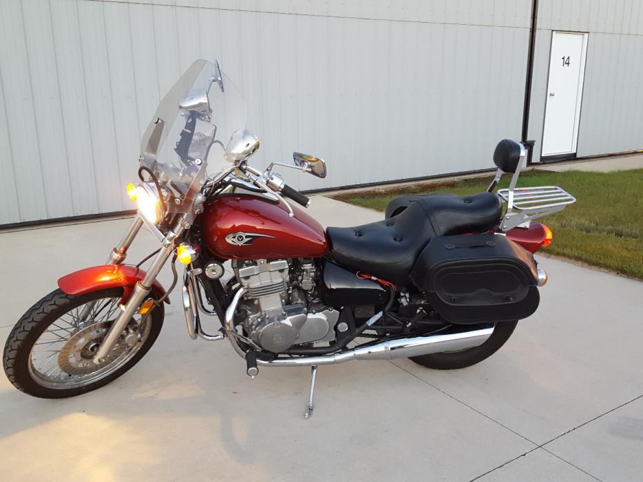 2005 Kawasaki VN1600 Vulcan Classic