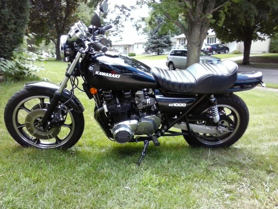 Kawasaki 650 Ltd – Idea di immagine del motociclo