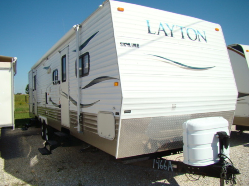 2008 Skyline Layton 311 LTD