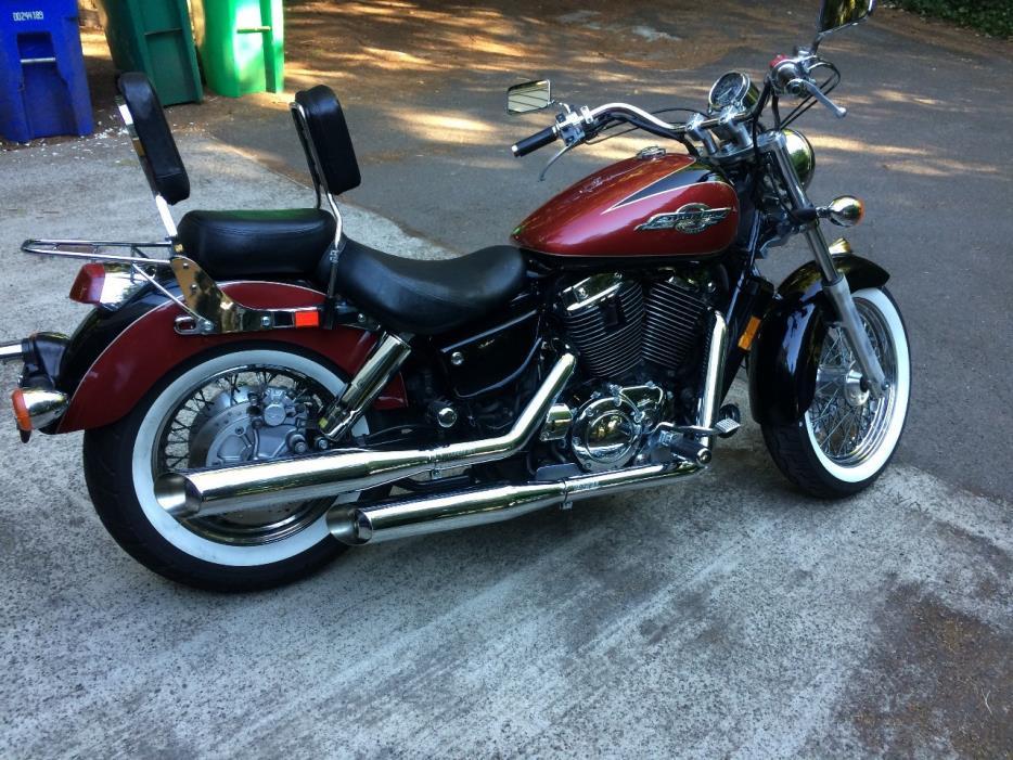 Honda shadow vt1000 motorcycles for sale in portland oregon for Honda portland oregon