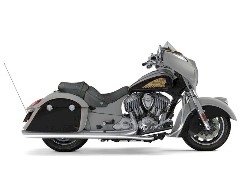 2002 Indian Scout Deluxe