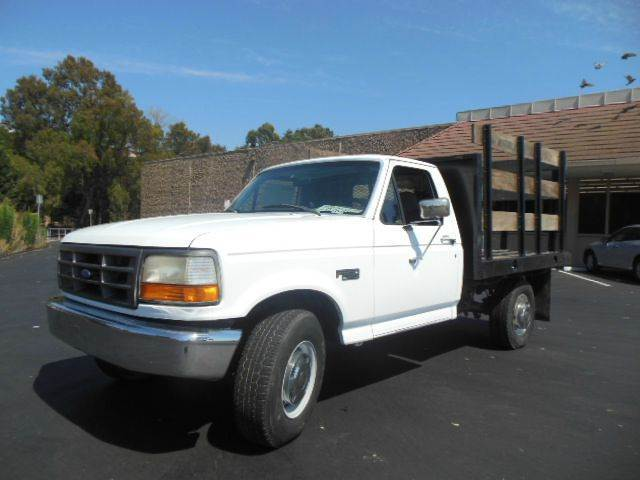 1996 Ford F-250  Stake Bed