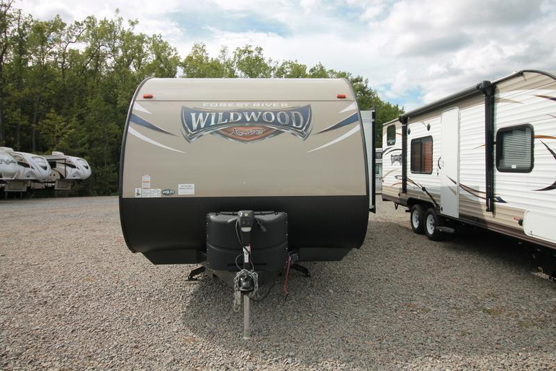 2017 Forest River Wildwood X-Lite 263BHXL