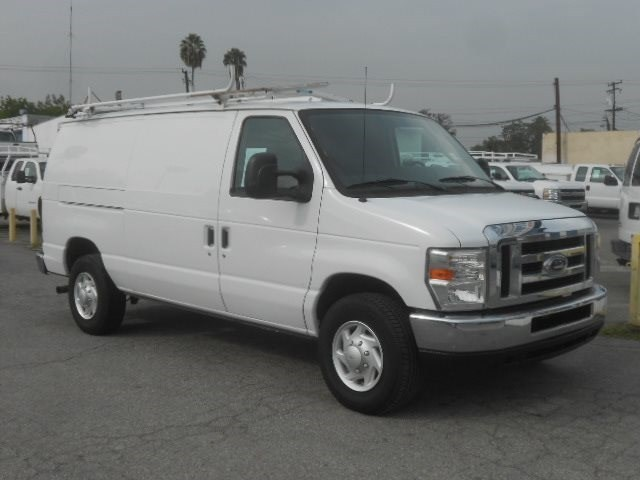 1990 ford econoline cargo van cars for sale. Black Bedroom Furniture Sets. Home Design Ideas