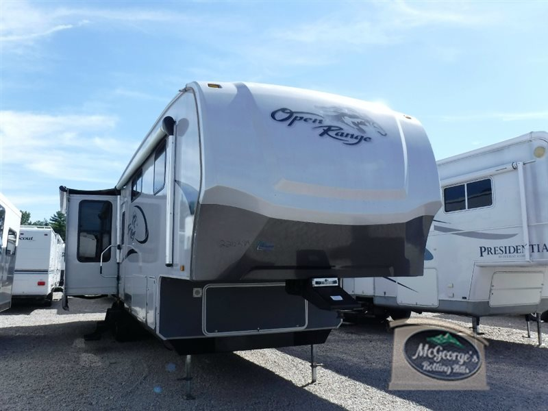 2009 Open Range Rv Open Range RV 391RES