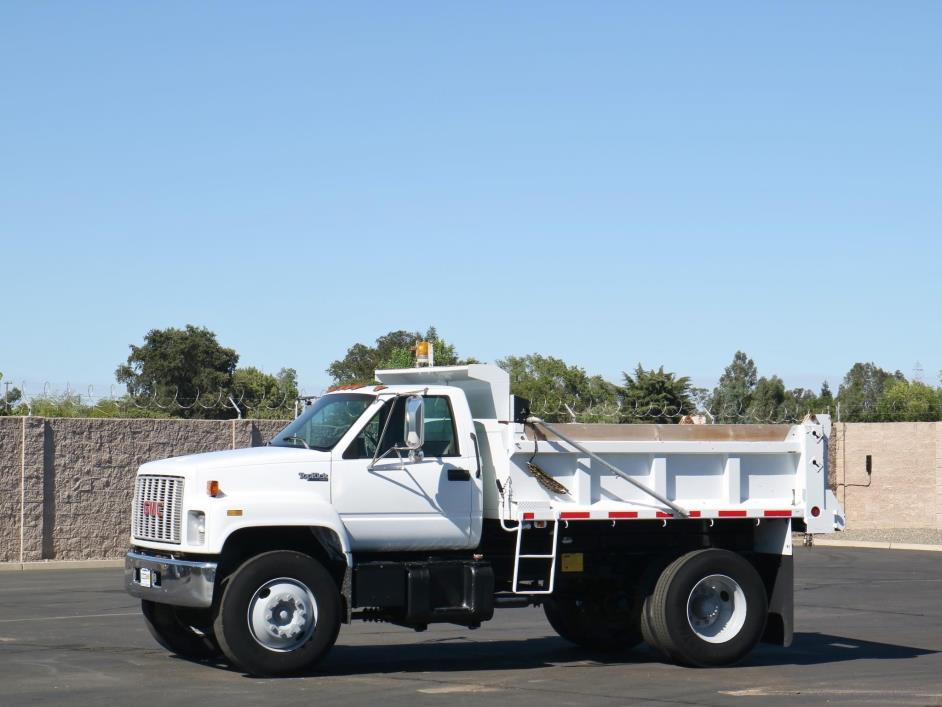 1993 Gmc Topkick C7500 Dump Truck