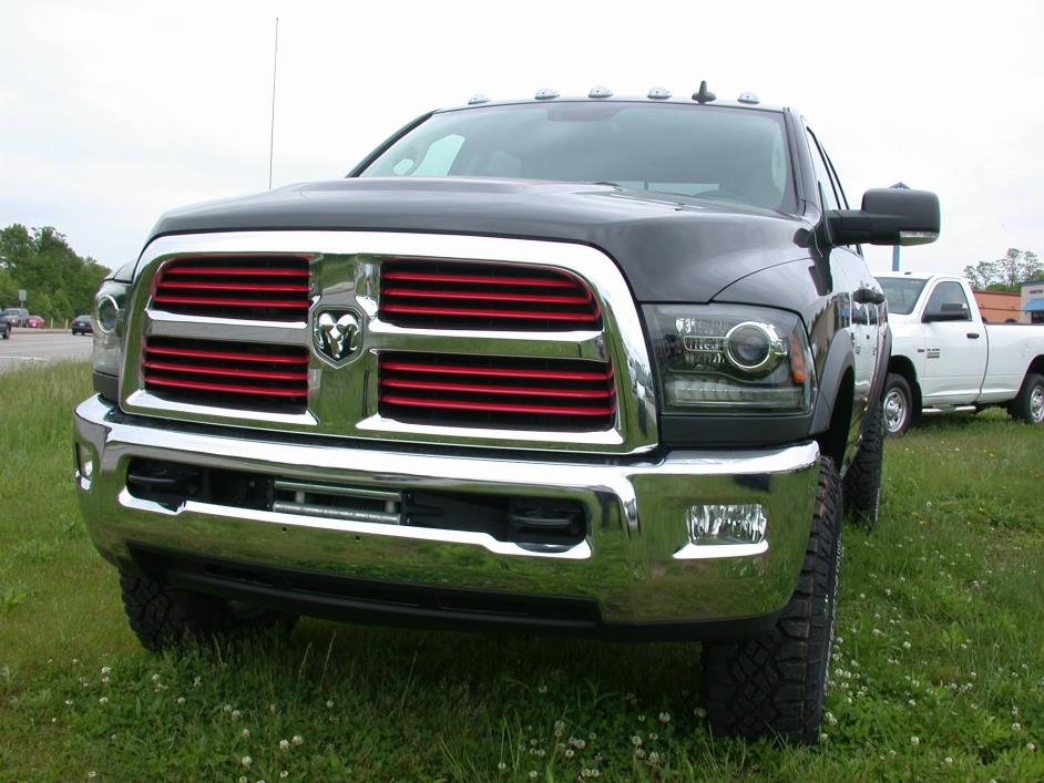 2016 Ram 2500 Power Wagon  Pickup Truck