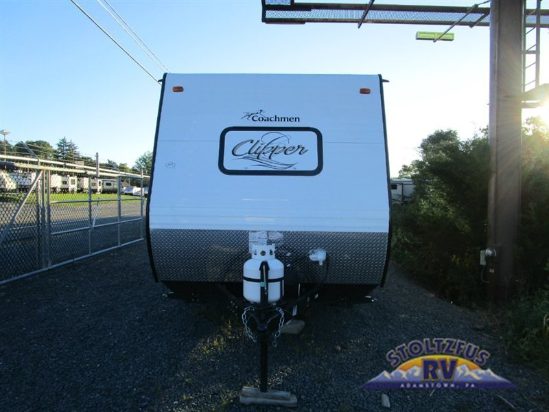 2016 Coachmen Rv Clipper Ultra-Lite 17BH