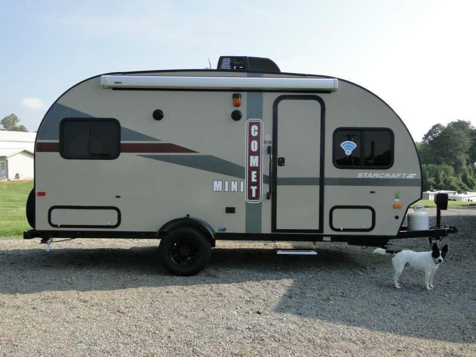 2017 Starcraft Rvs COMET MINI 16QB