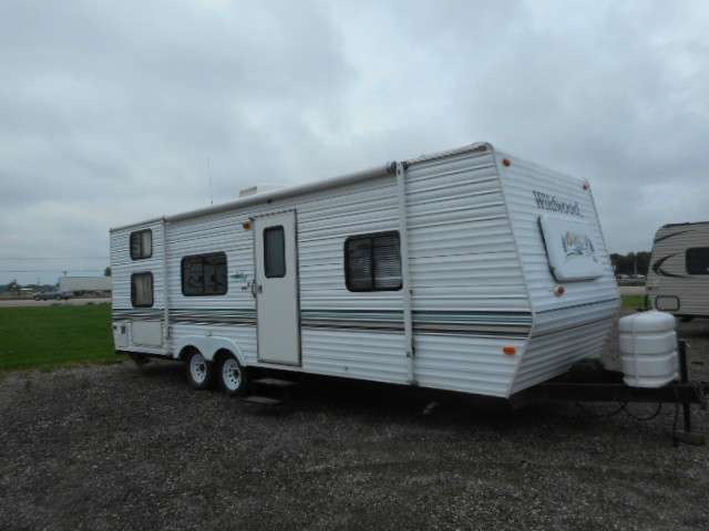 2002 Forest River Wildwood 27BH