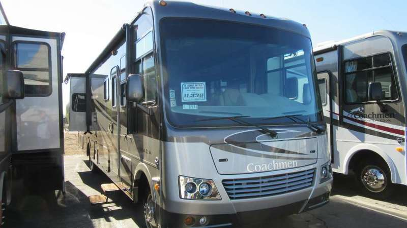 2012 Coachmen Mirada 35DS