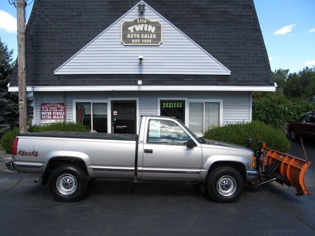 2000 Gmc Sierra Classic 3500  Pickup Truck