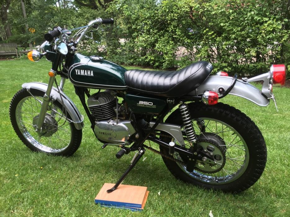 1973 yamaha 250 dt vehicles for sale for Yamaha dt 250 for sale