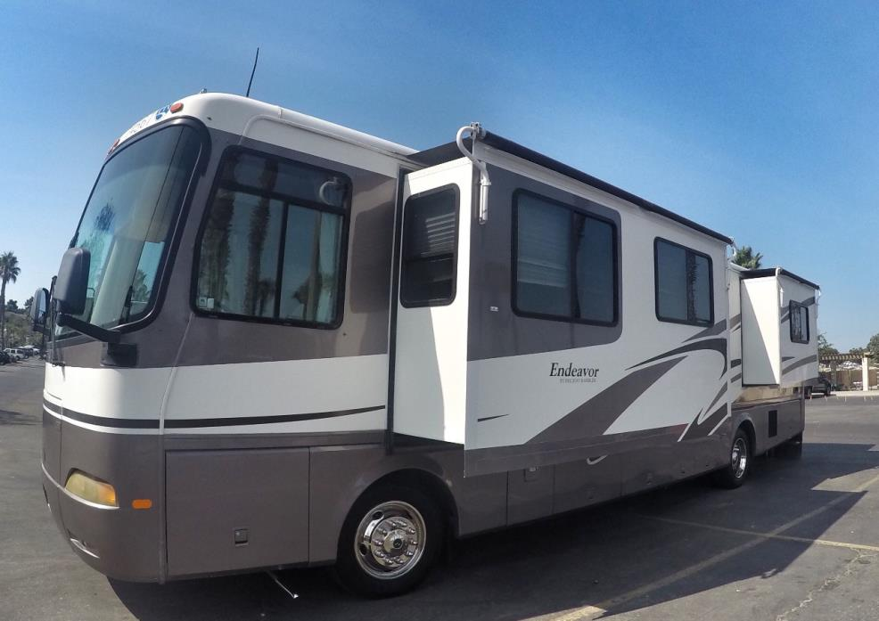 Holiday Rambler Endeavor 38 Rvs For Sale In Costa Mesa