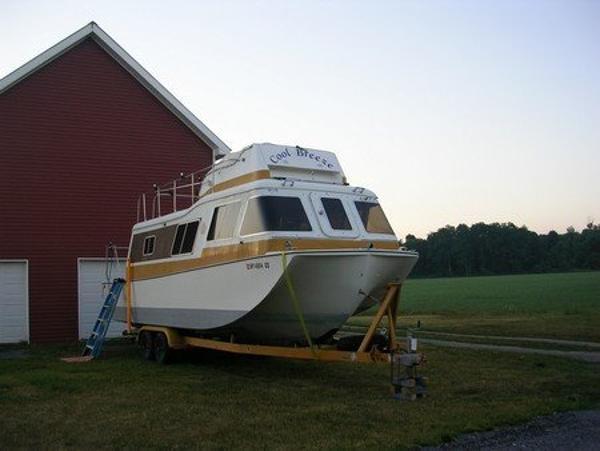 1973 Land N Sea Trail-A-Cruiser
