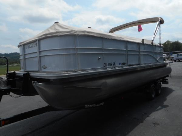 2014 Sylvan 8522 Boats For Sale