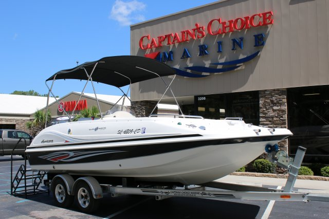 2011 Hurricane 202 Sport Deck - Consignment Boat