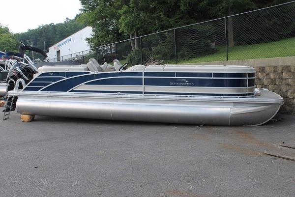 Bennington 2550 Rsr Boats For Sale