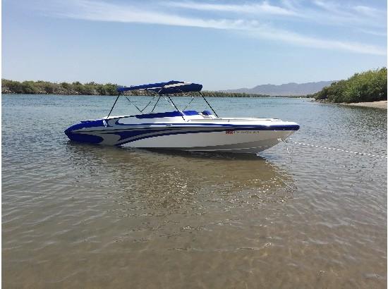 2016 Essex Performance Boats 23 Vortex