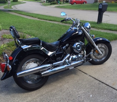 Yamaha 650 motorcycles for sale in indiana for Yamaha motorcycle dealers indiana