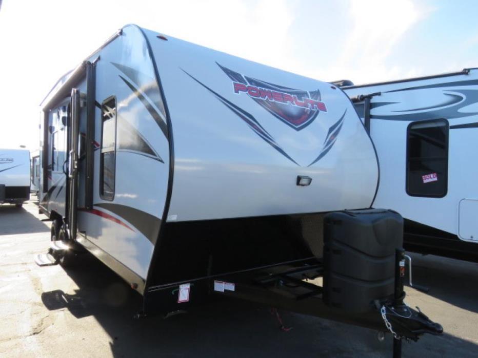 2017 Pacific Coachworks Powerlite 22FS