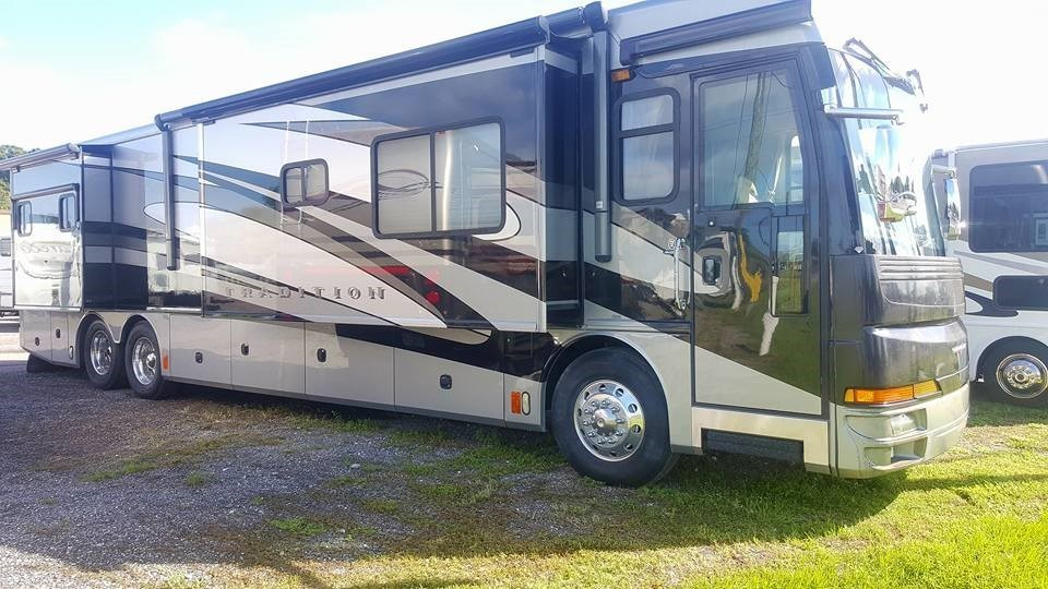 2006 Fleetwood AMERICAN TRADITION 42 R