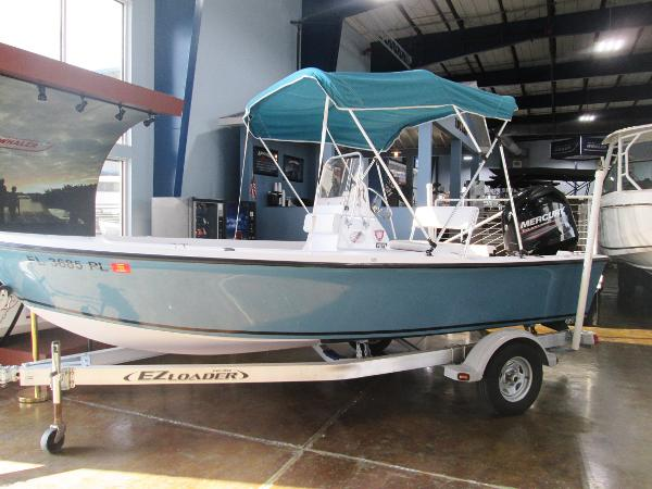 2013 Stumpnocker 17 CENTER CONSOLE