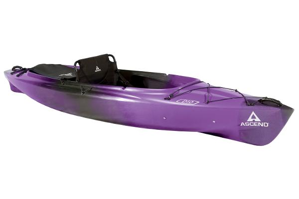 2016 Ascend D10 Sit-In (Purple/Black)