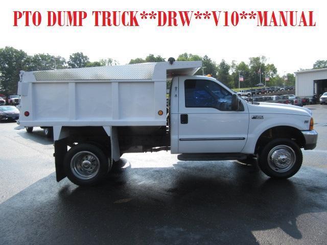 2000 Ford Super Duty F-450  Pickup Truck