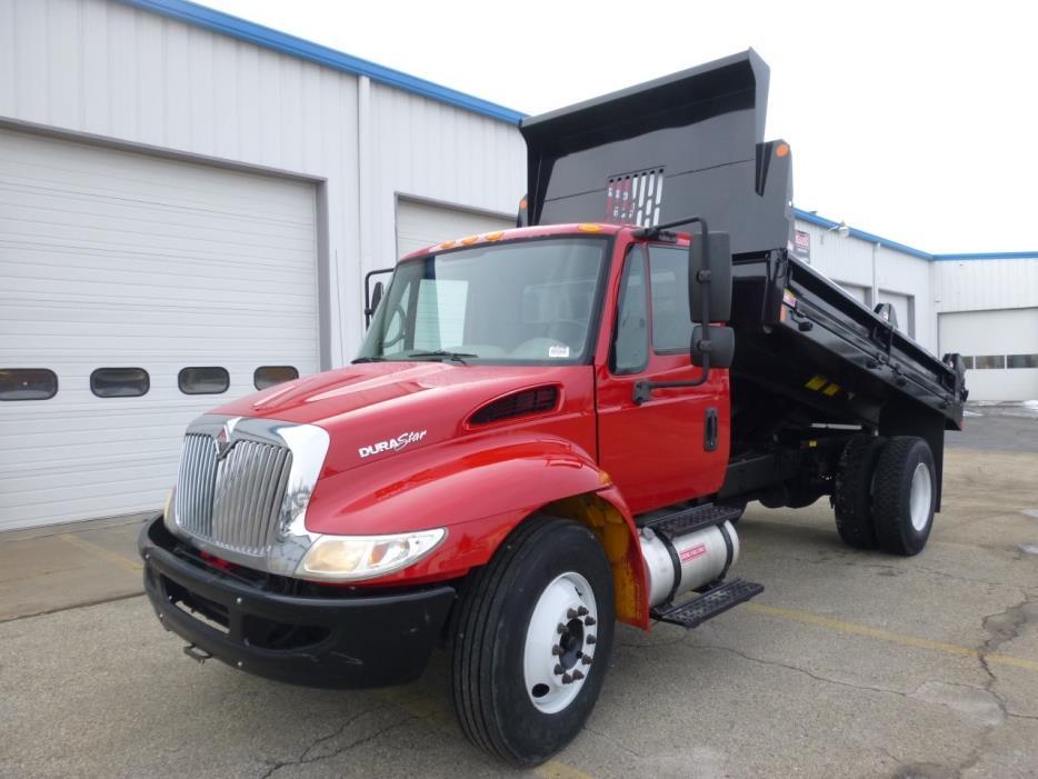 2010 International Durastar 4300  Dump Truck