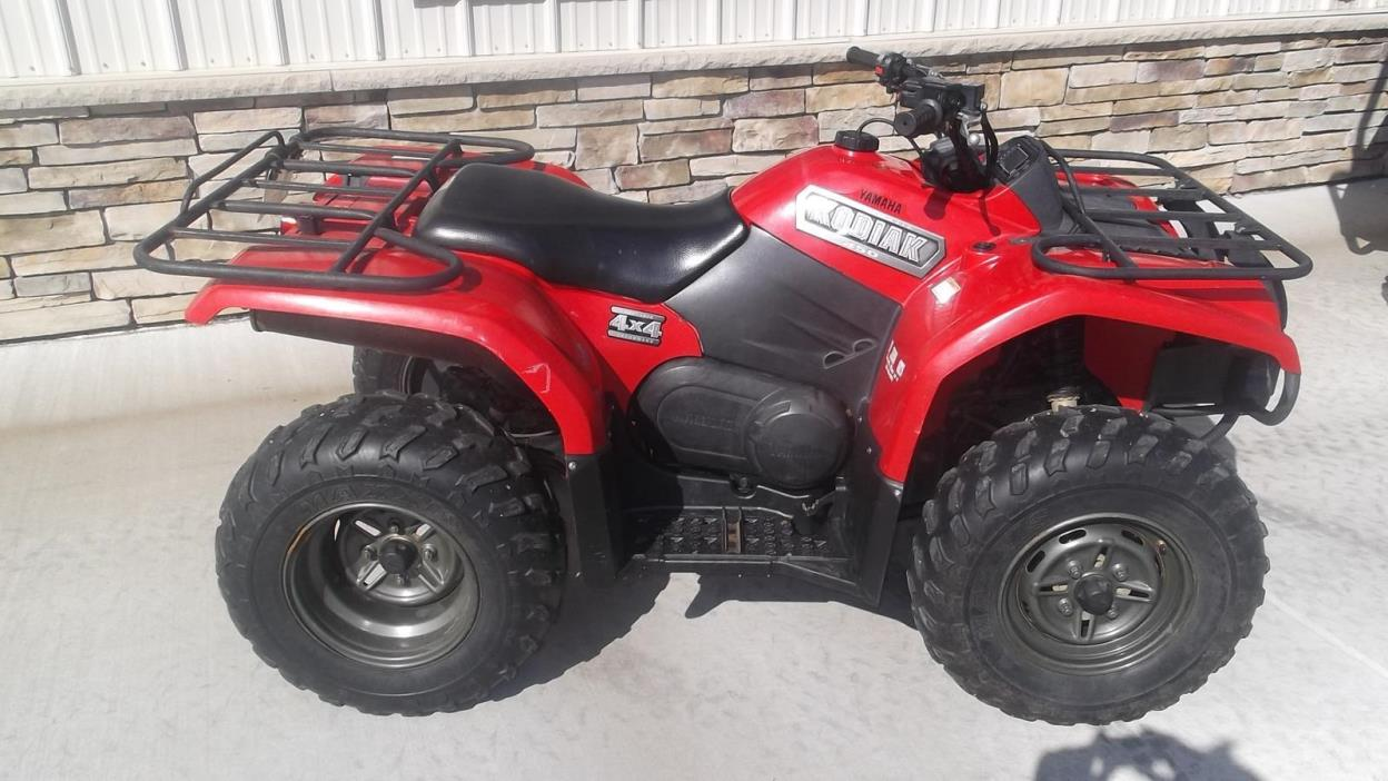 Best Yamaha Grizzly 450 Service Manual