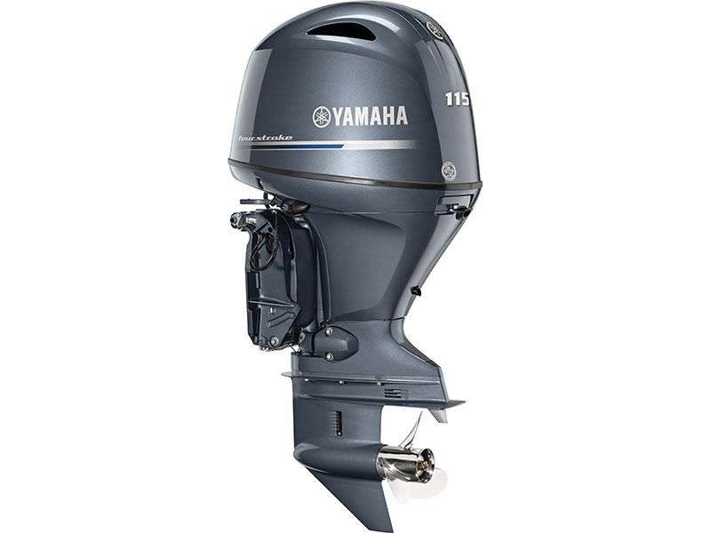 Yamaha F 115 Xb Boats For Sale