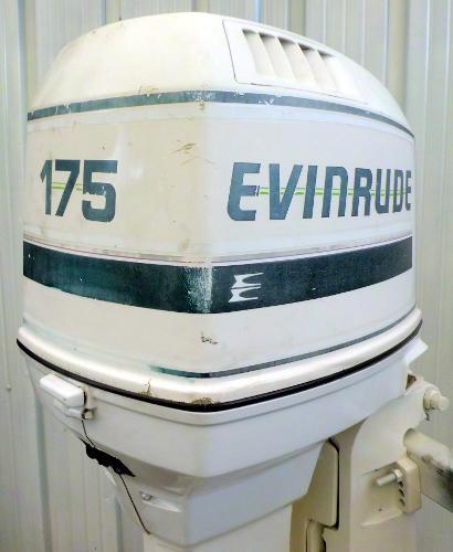 1994 Johnson / Evinrude 175hp 25
