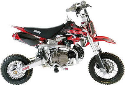 2014 Taotao 125cc SR125X3 Pro 12