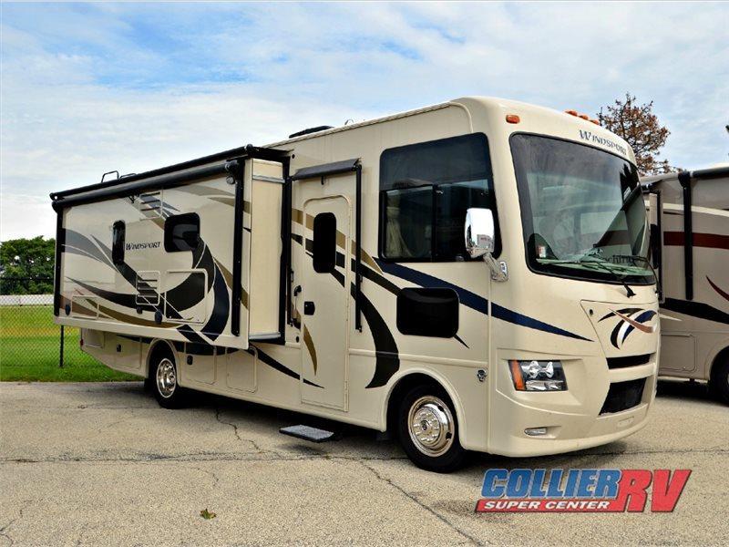 Thor Motor Coach Windsport 27k RVs For Sale
