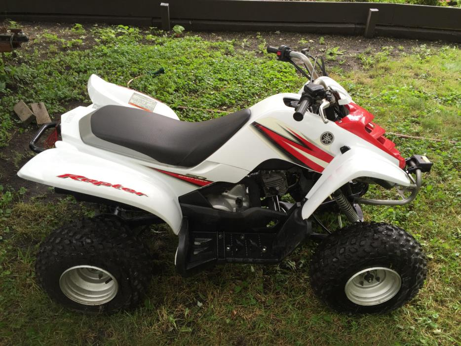 50cc raptor motorcycles for sale for Yamaha raptor 50cc