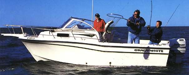 1999 Grady-White Adventure 208