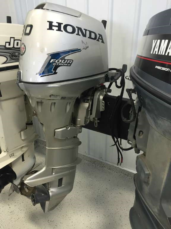 Outboard motors for sale in kaukauna wisconsin for Honda outboard motors for sale used