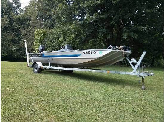 Bass Tracker Pro 17 Boats for sale