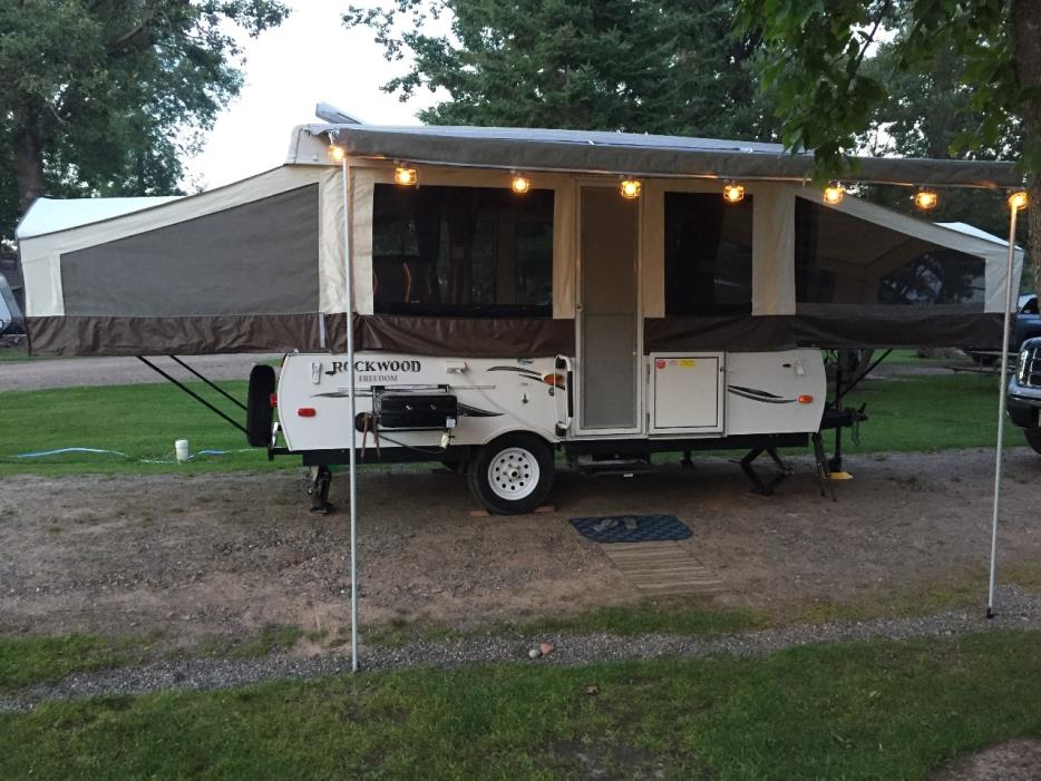 2013 Forest River ROCKWOOD FREEDOM 2270