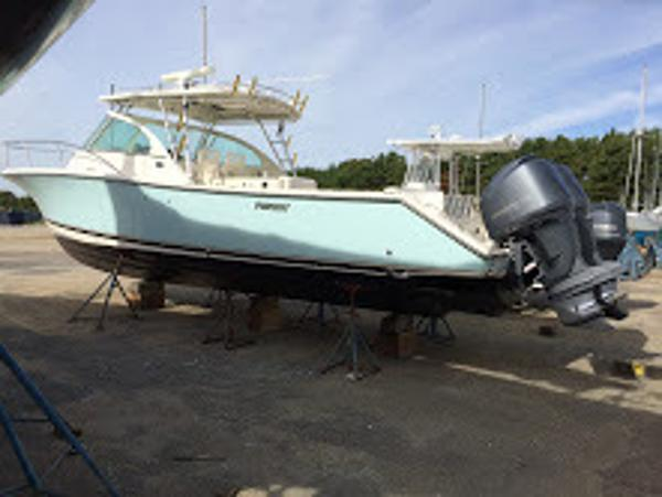 2006 Pursuit 345 Drummond Sportfish
