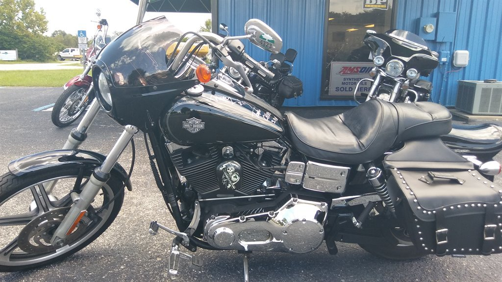 2005 Hd Dyna Wide Glide