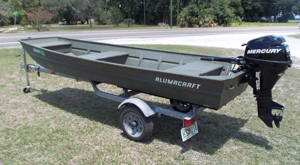 2012 Alumacraft 1436 LT