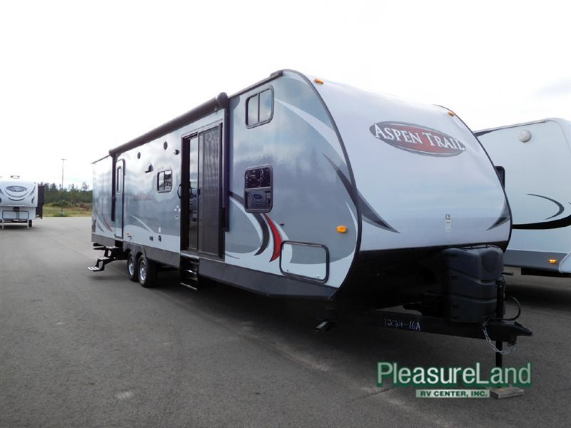 2013 Dutchmen Rv Aspen Trail 3600QBDS