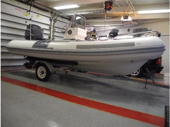2005 Novurania 460 DL