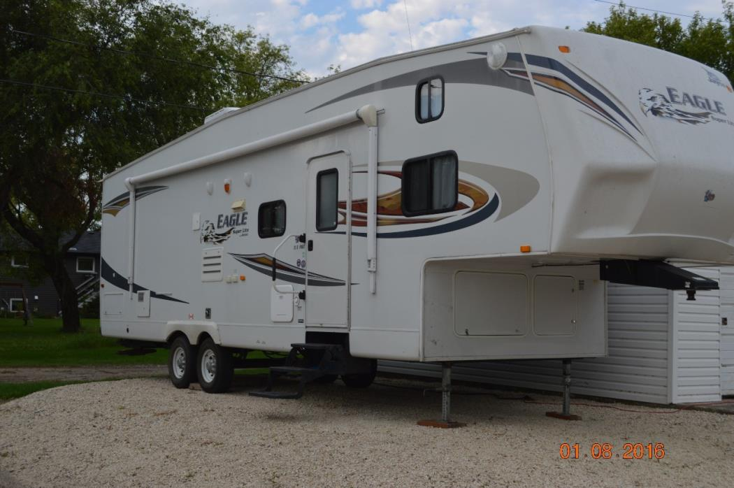 2011 Jayco EAGLE SUPER LITE 31.5FBHS
