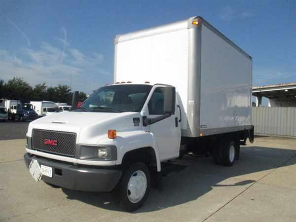 2007 Gmc C5c042 Box Truck - Straight Truck