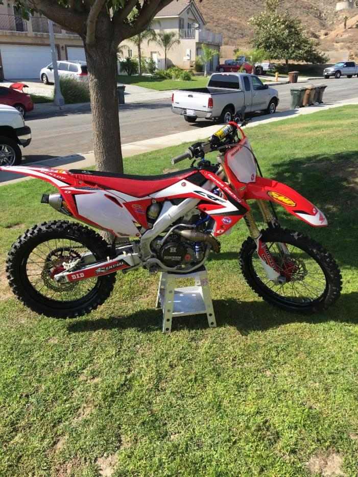 honda crf 450 motorcycles for sale in colton california. Black Bedroom Furniture Sets. Home Design Ideas